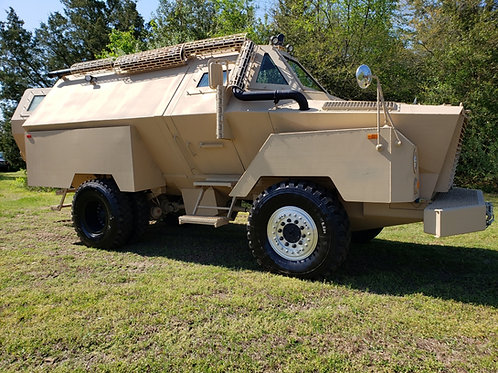 SOLD MRAP Armored Vehicle 1074