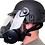 Thumbnail: Universal Riot Visor for MICH, PASGT and other Military Helmets