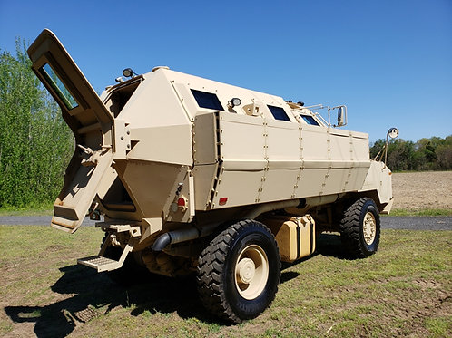 MRAP Armored Vehicle 1041