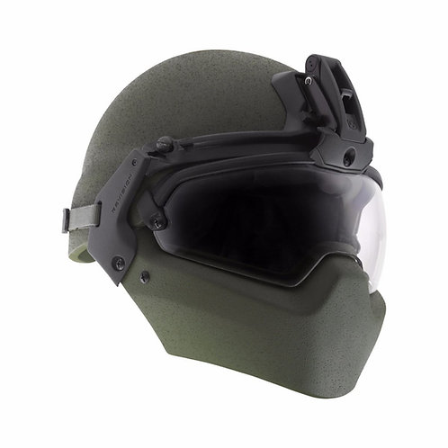 Viper A3 Full Cut Helmet Complete Ballistic Helmet System