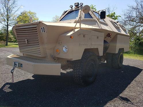 MRAP Armored Vehicle 1087