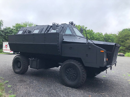 MRAP Armored Vehicle 1038