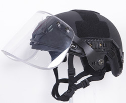 Fast Helmet and visor