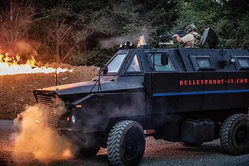 MRAP Armored Vehicle 1038