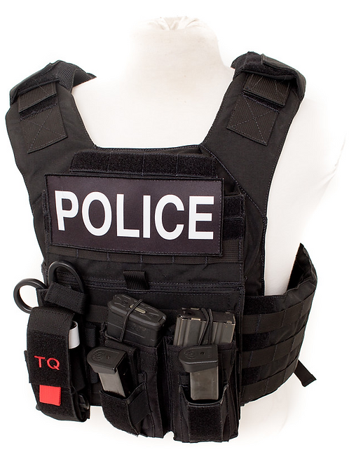 Active Shooter Response (ASR-II) Rifle Plate Carrier