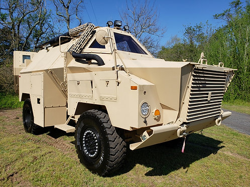 SOLD MRAP Armored Vehicle 1138