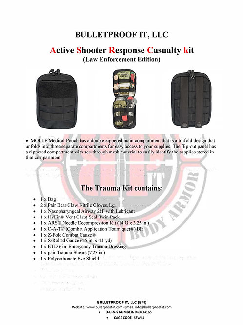 Active Shooter Response Casualty kit