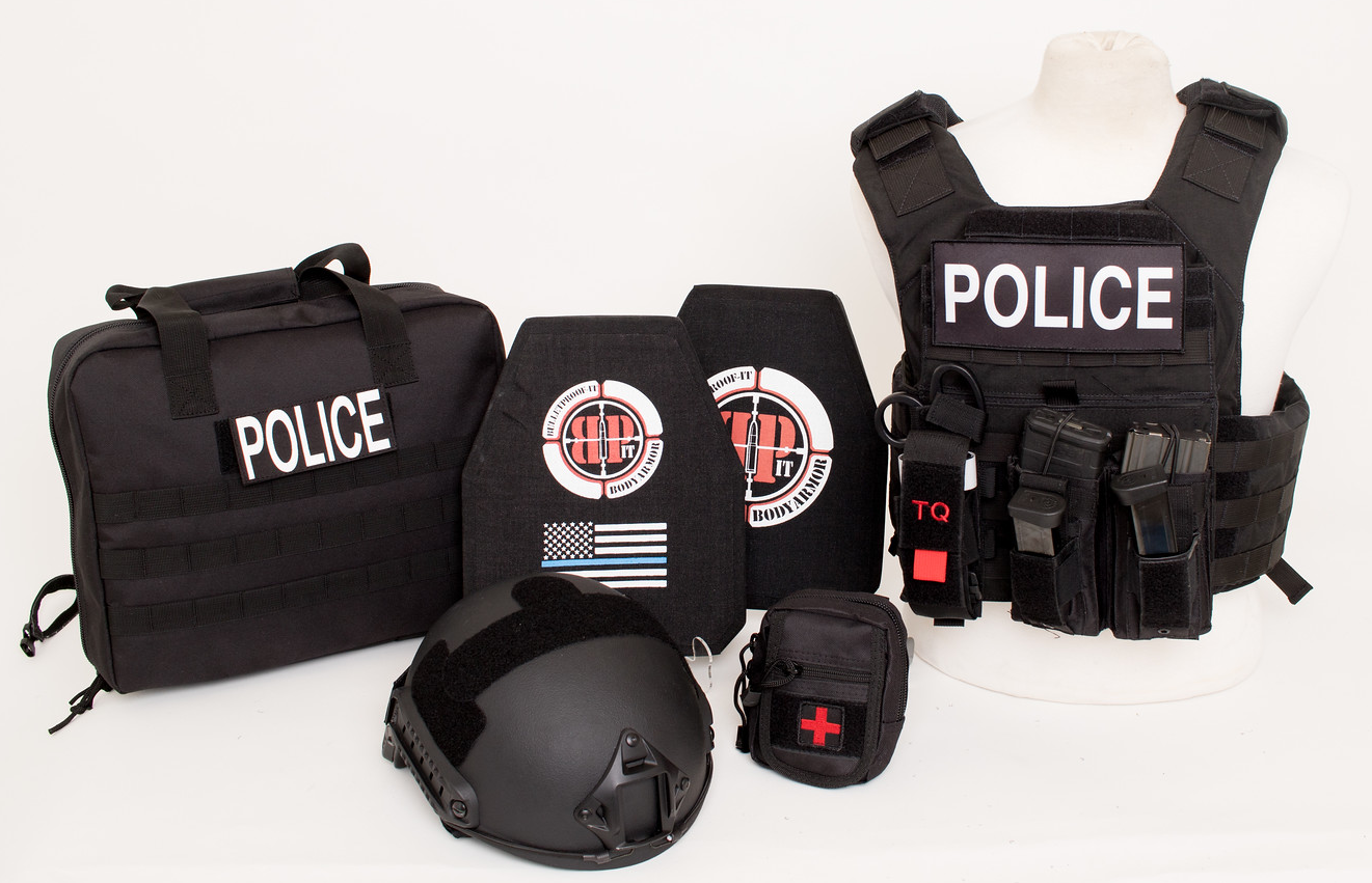 BULLETPROOF IT, LLC-(ASR) Full Black Kit