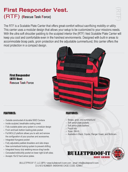 (RTF) Rescue Task Force Vest