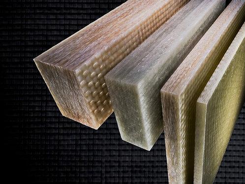 Ballistic Fiberglass Panels