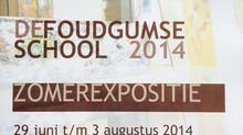 Zomerexpositie van De Foudgumse School