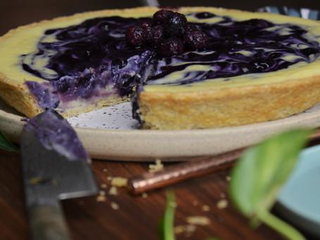 Pi Day Pie! Using My New Favorite Herb, Mace!