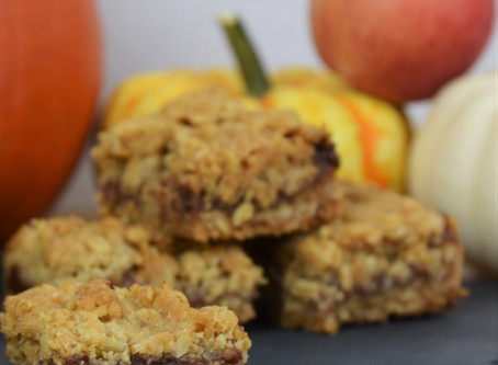 Apple Butter Streusel Bites: Perfect to Save Through Winter