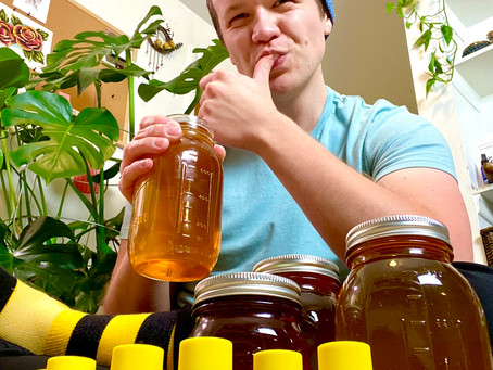 Sticky and Sweet and So Good to Eat! Let's Talk About Honey!