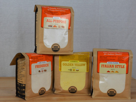 Falling for a New Flour, Why I'm Loving Janie's Mill
