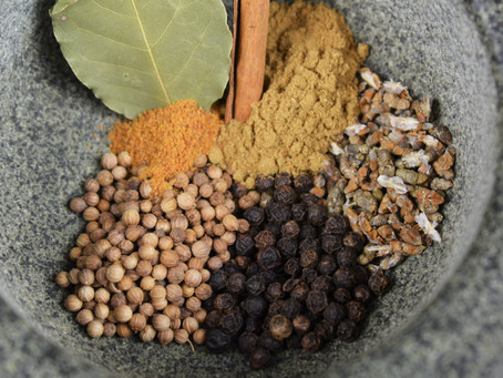 Building Flavor: Homemade Spice Blends