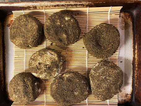 I Make Cheese! First Time Doing Aged Cheese: Belper Knolle