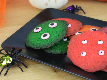 Monster Cookies for Little Monsters at Home