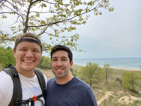 Indiana Sand Dunes National Park and a Fun Little Escape to Start Summer!