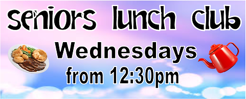 senior citizens lunch club hutton free church brentwood social elderly services welcome