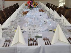 Private Wedding Anniversary Dinner