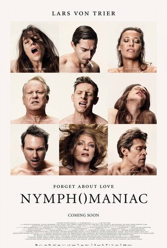 Nymphomaniac où l'histoire d'une femme sexuée