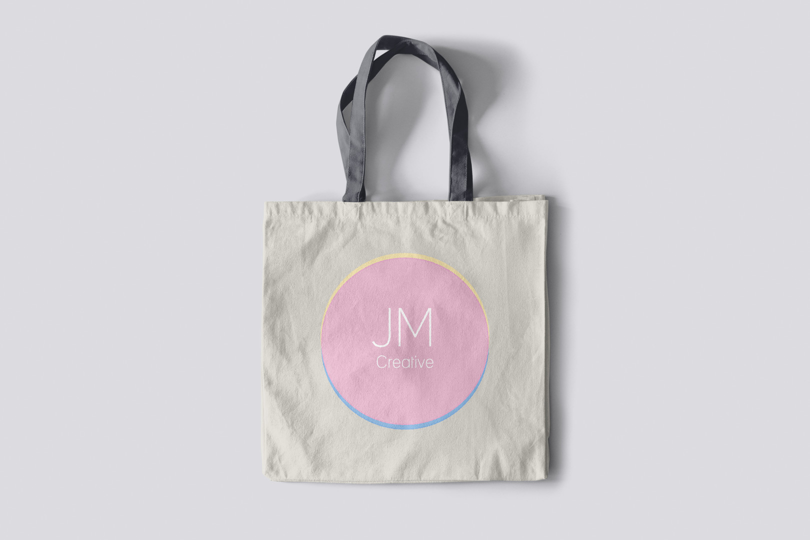 Canvas Bag Mock - JM Creative