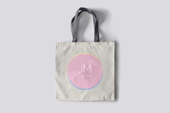Canvas Bag Mock - JM Creative
