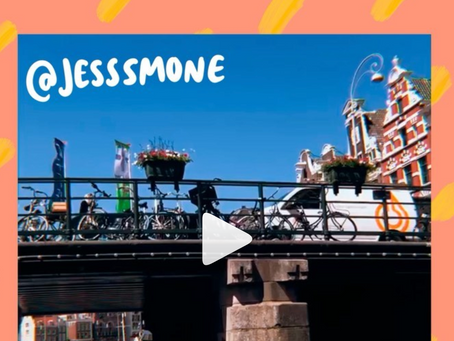 A Short Trip To Amsterdam & Zoella X Filmm App Competition