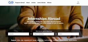 Go Overseas Website