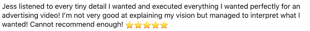 A review for a Facebook ad, by Eden Debt Experts