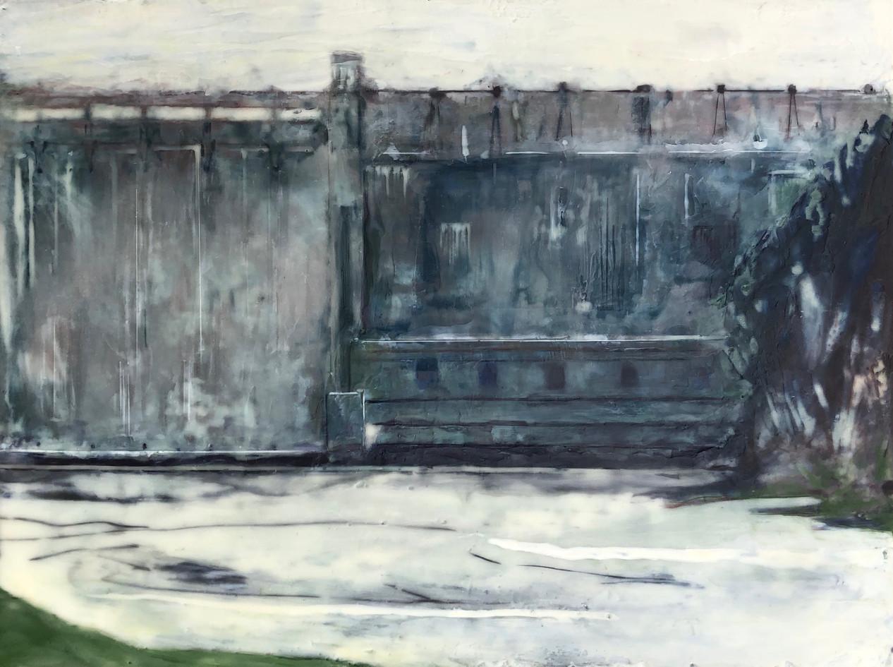 Concrete Patina