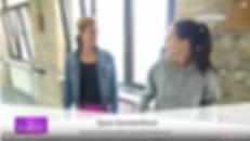 Promi-Trainerin Syna Gensterblum stellt die neue Fitness-App vor