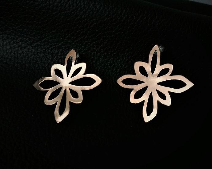 Snowflake - earrings