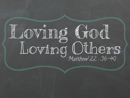 Freedom in Loving Others