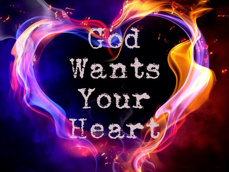 God Wants Your Heart #23