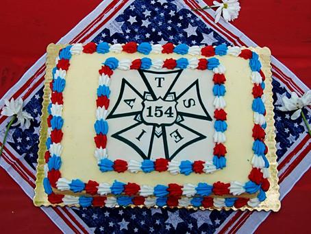 It's Local 154's Birthday