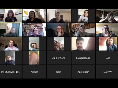 Meeting Links - Special Meeting