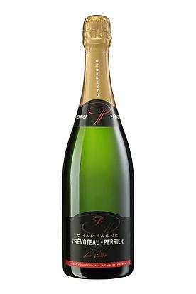Champagne Prévoteau-Perrier La Vallée - Brut Tradition
