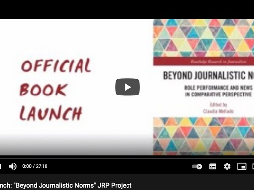 JRP's Official Book Launch