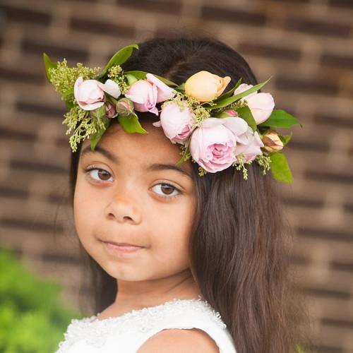 Carmen Floral Crown