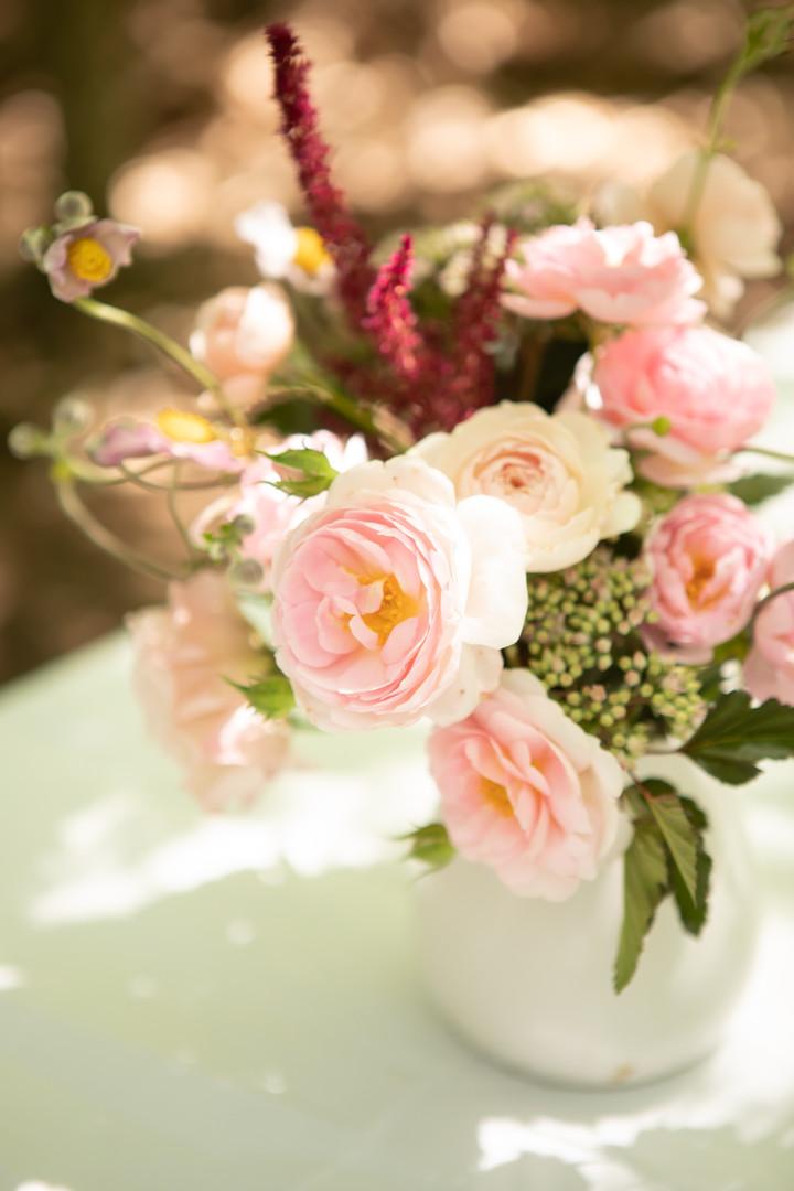 Romantic Roses-September Wedding