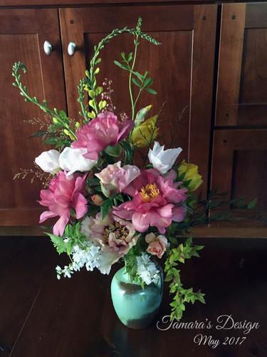 Spring Alter Flowers