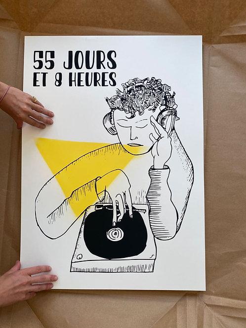 Affiche 50 x70