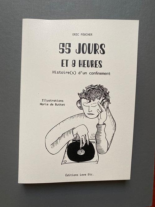 Livre 55 jours et 8 heures