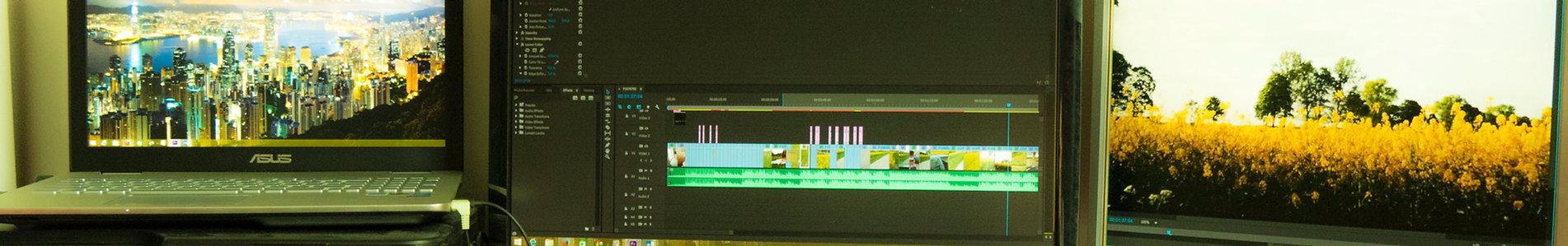 Stacja montazu wideo