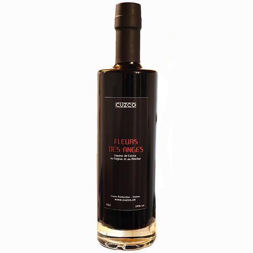 « Fleurs des Anges » Liqueur de Cerise-Amchur 50cl (vol.24%)