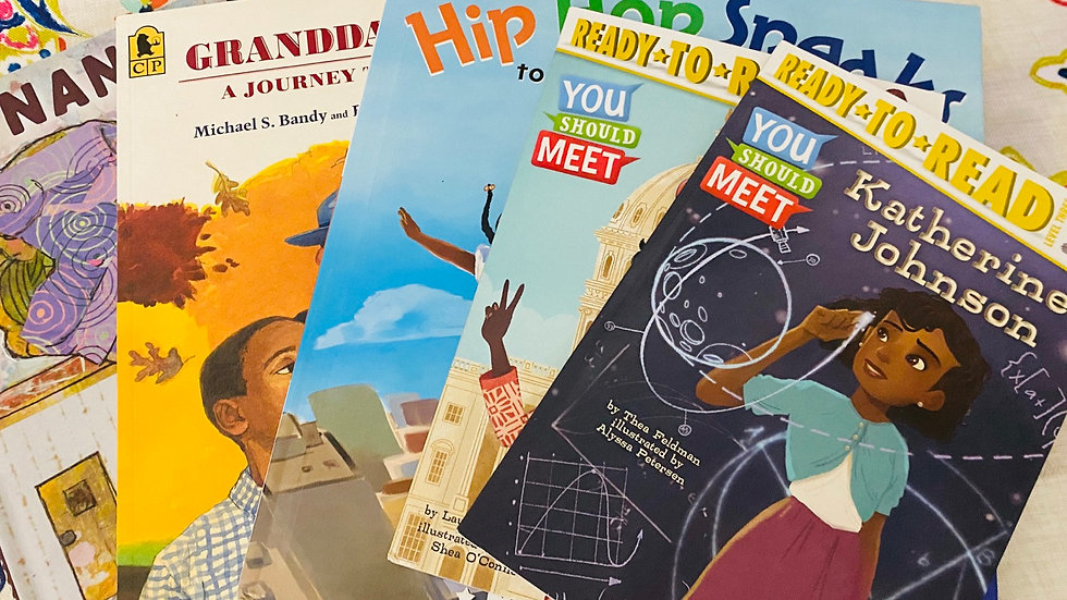 Multicultural Box (5 books)