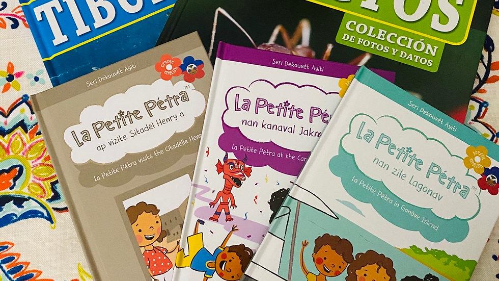 Bilingual Book Box (3 books)