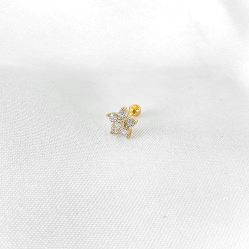 Zara single earring